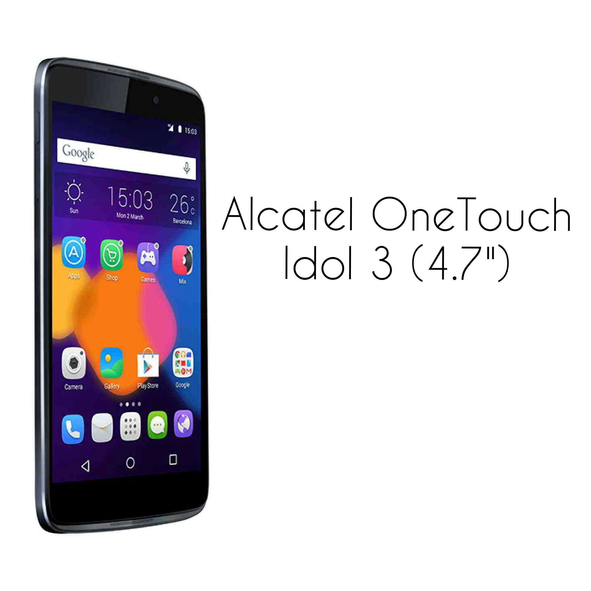 one touch idol 3 price